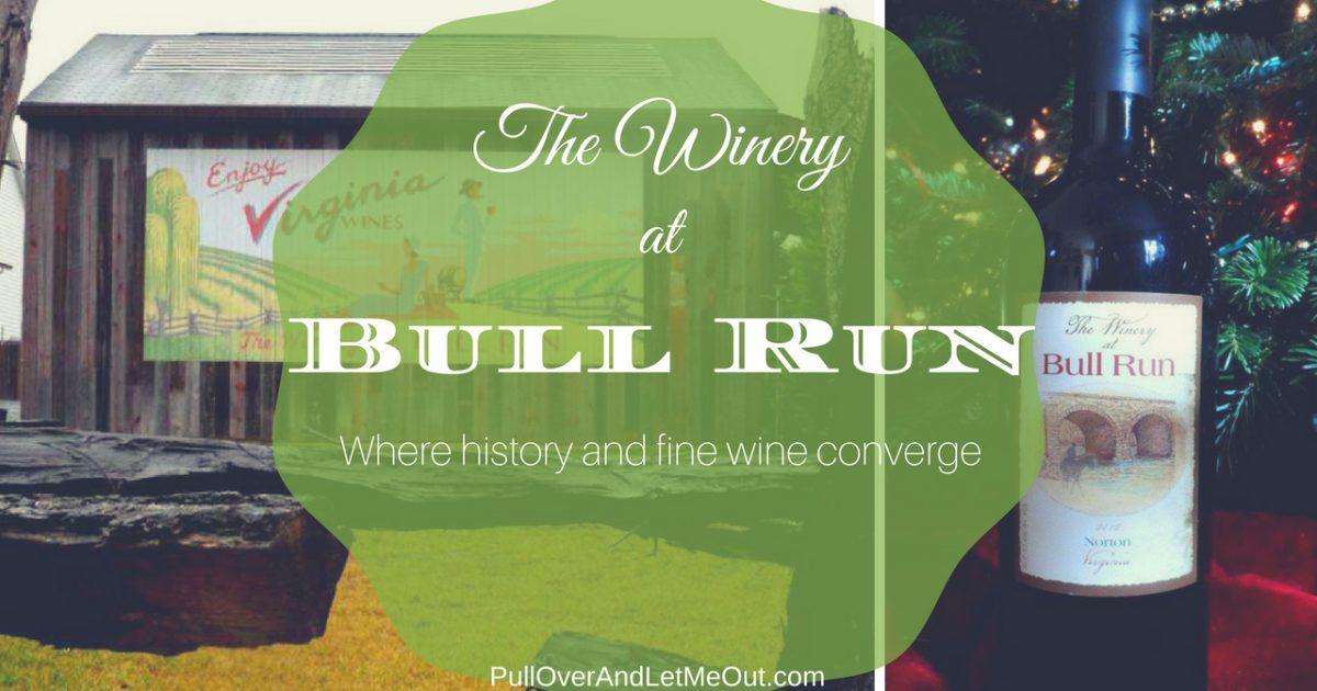 The Winery at Bull Run PullOverAndLetMeOut