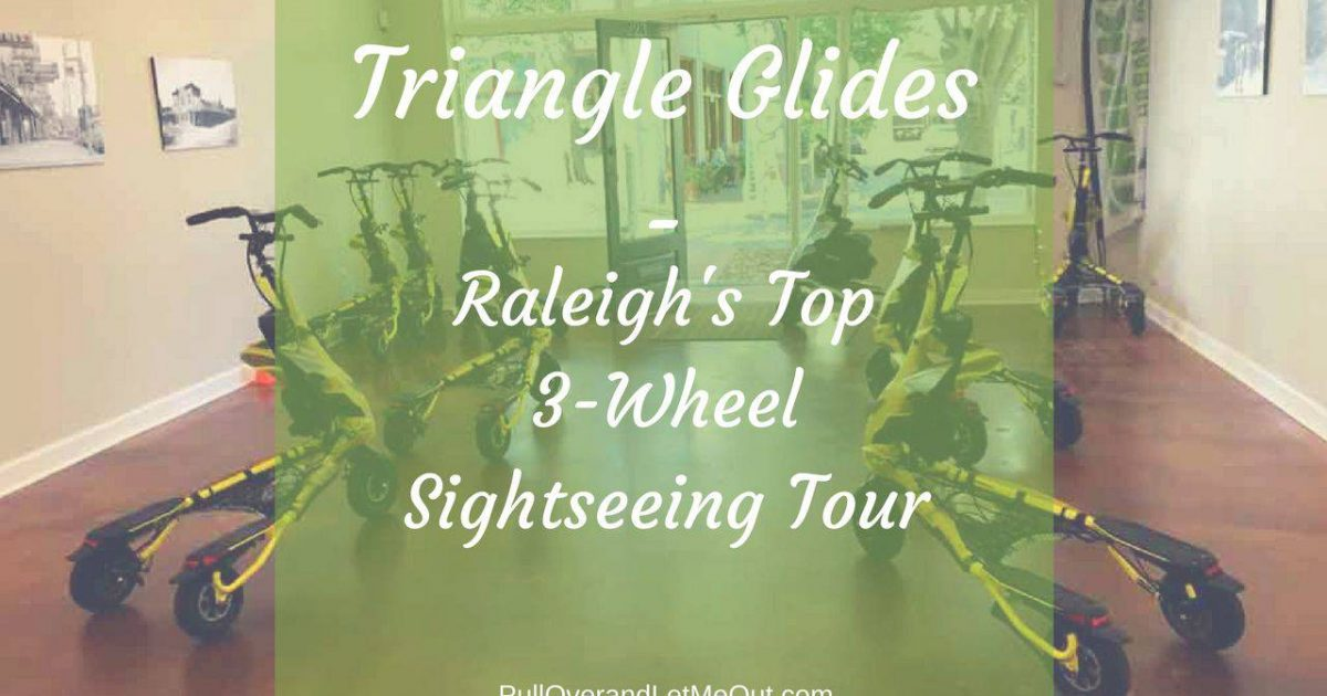 Triangle Glides -Feature PullOverandLetMeOut.com