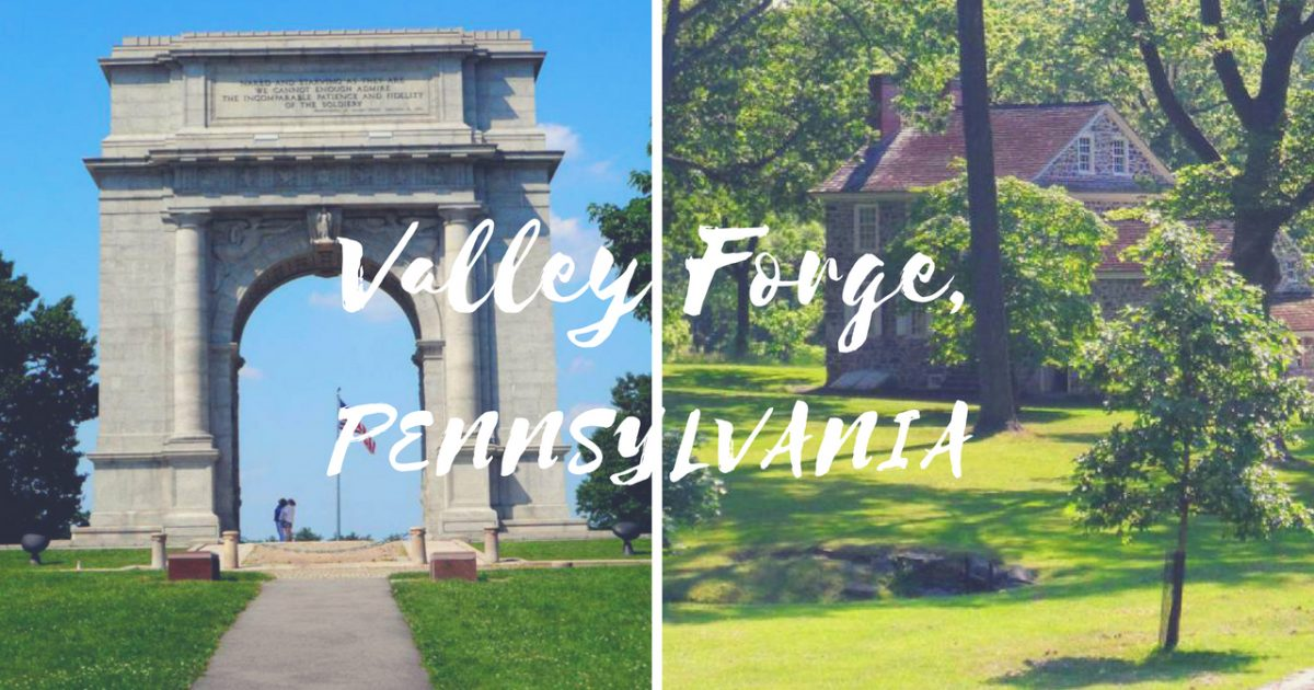 Valley Forge, PA PullOverAndLetMeOut